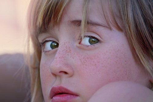 person-812821_1280 Spiders, snakes, and bees: Why not to fear these. Photo of scared young girl.