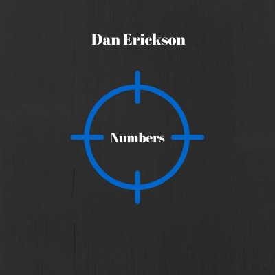 """Numbers-3 Numbers: Photo of """"Numbers"""" album cover by Dan Erickson"""