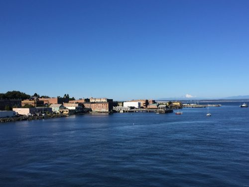 Rejuvenating: Photo of Port Townsend by Dan Erickson.